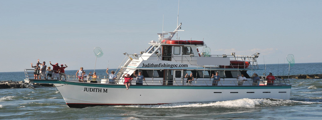 Judith M – Ocean Party Boat