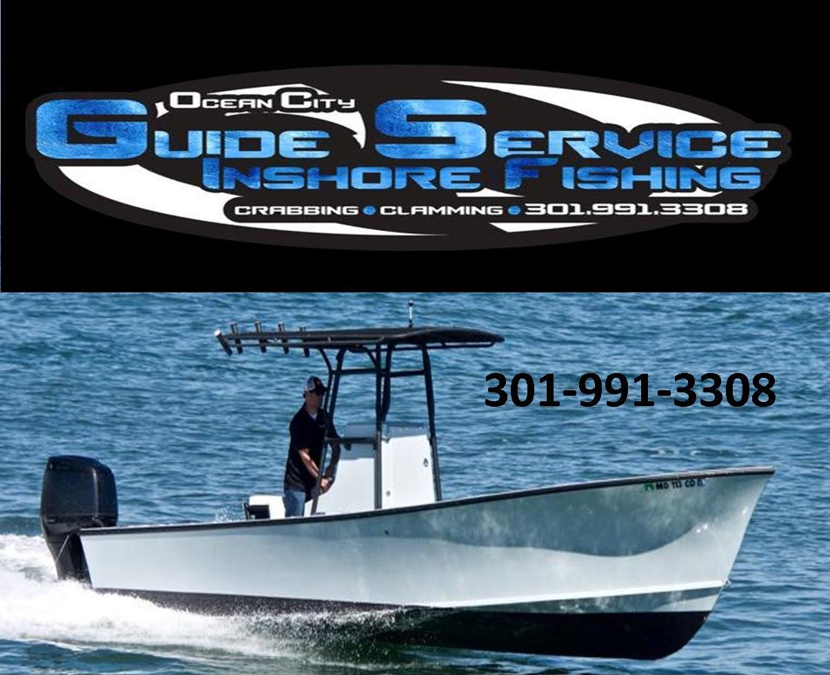 OC Guide Service – Inshore Charters