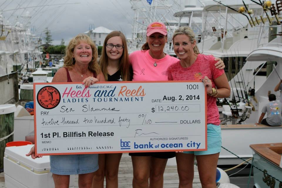 OC Marlin Club Ladies Tournament