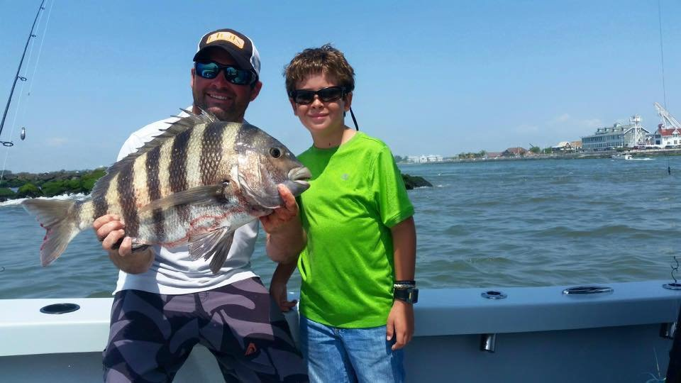 Inshore hot offshore not ocean city md fishing for Fishing in md