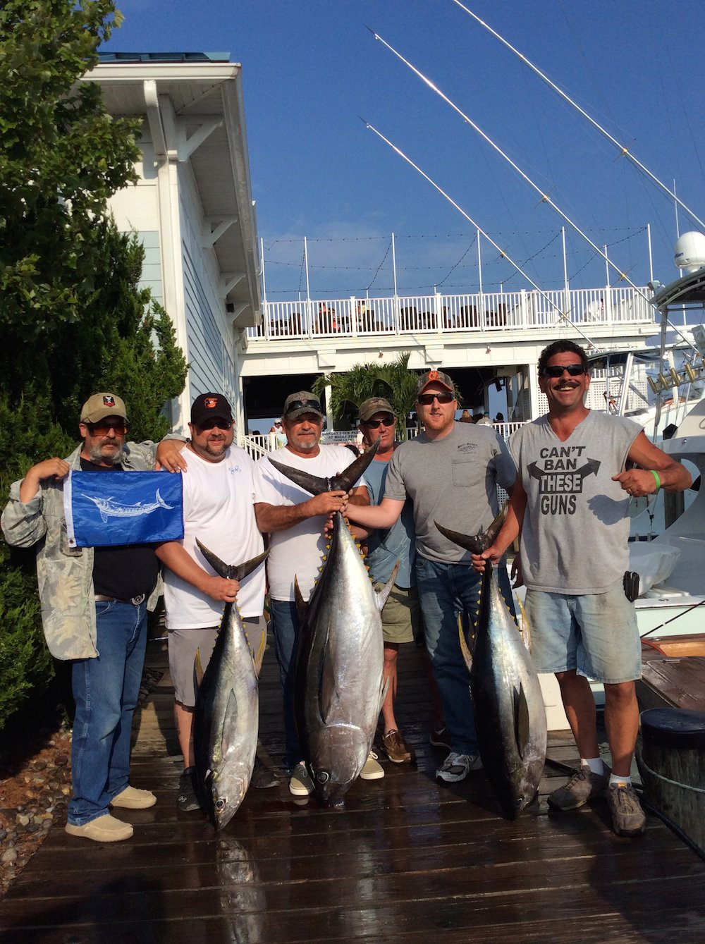 Banner Day Offshore and OCMC Kid's Classic Day 1
