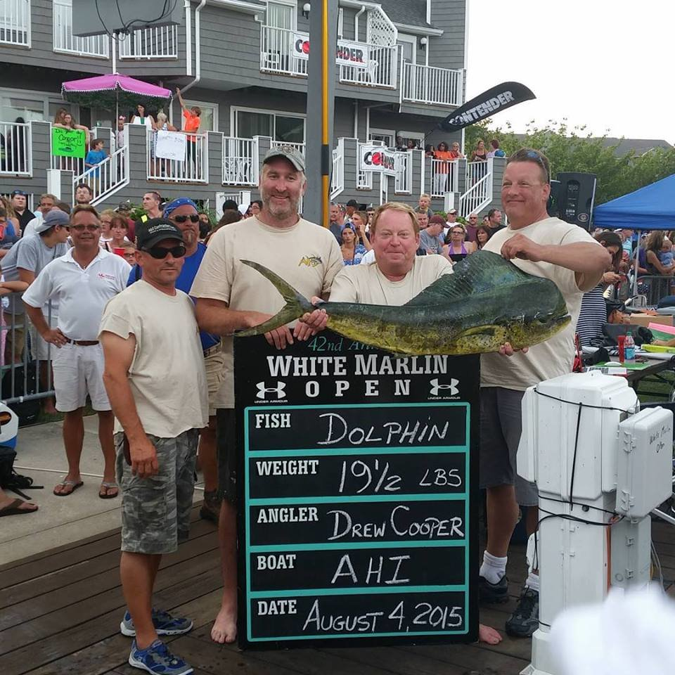 White Marlin Open Day 2