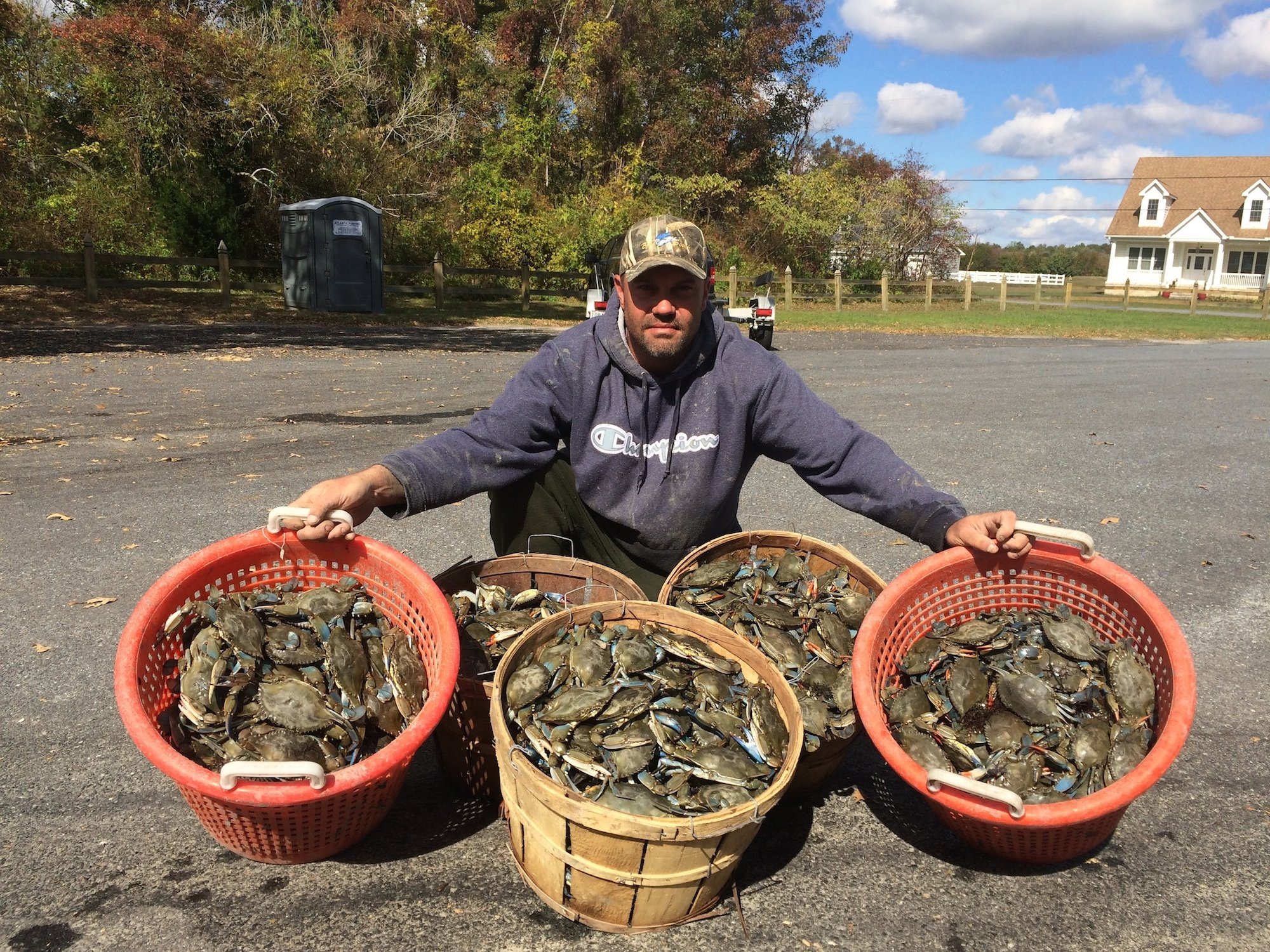 The mad crabber ocean city md fishing for Surf city fishing report