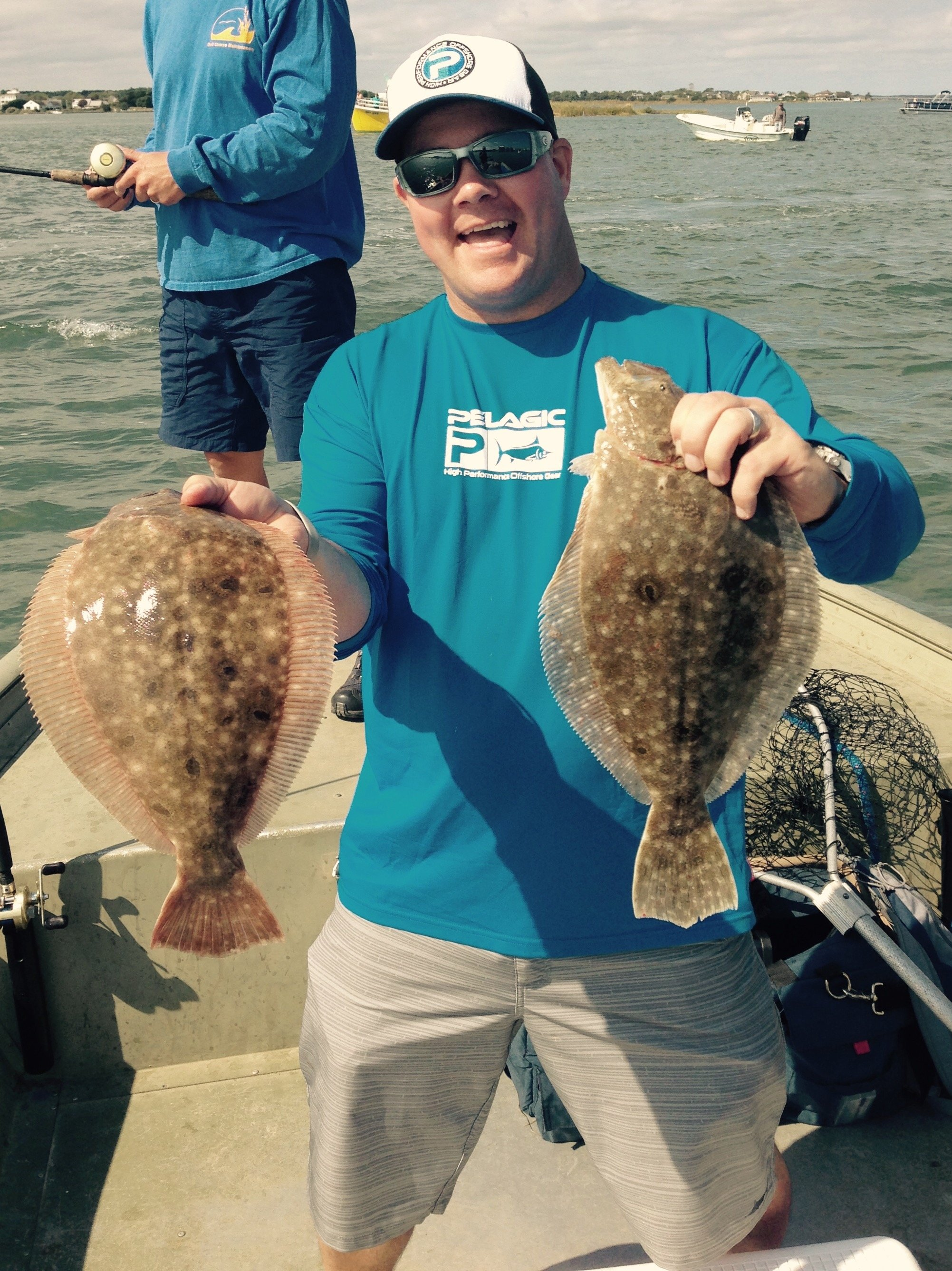 Md 2016 summer flounder regulations ocean city md fishing for Maryland fishing license