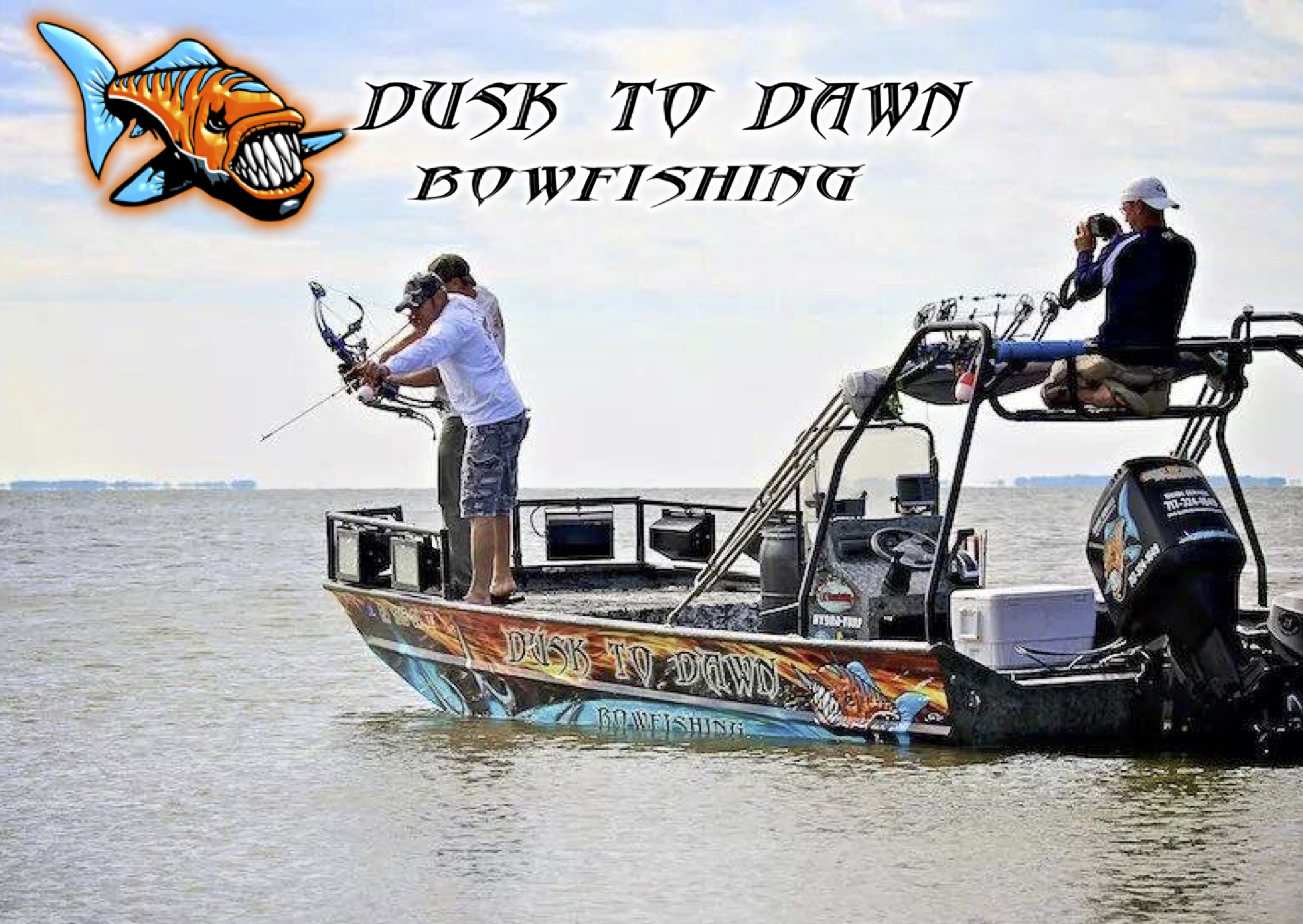 Dusk To Dawn Bowfishing