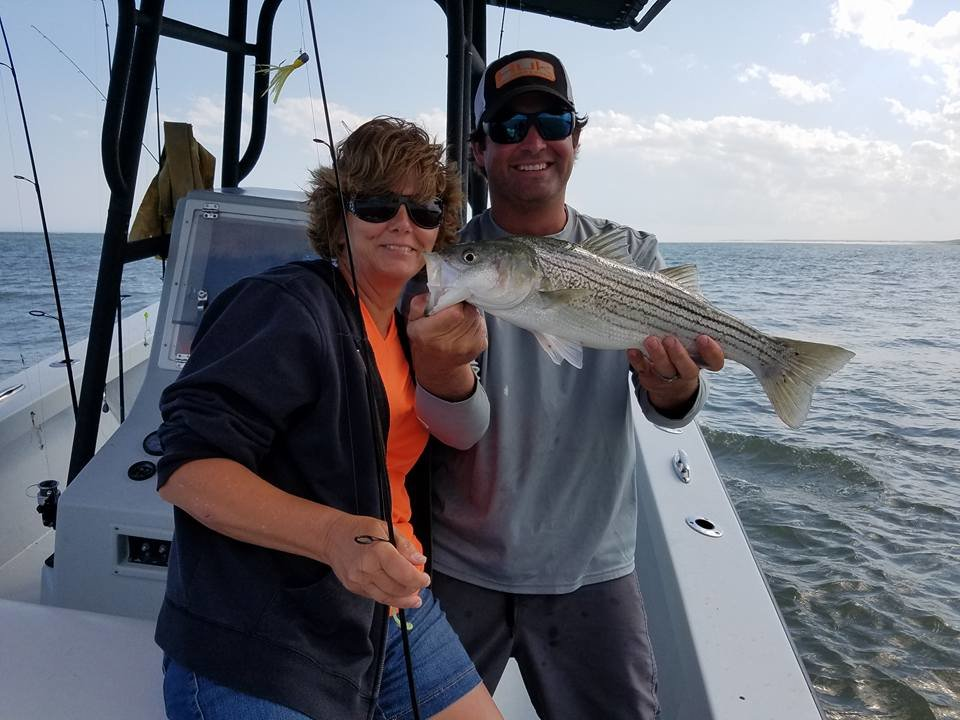 Inshore charter fishing ocean city md fishing for Md fishing charters