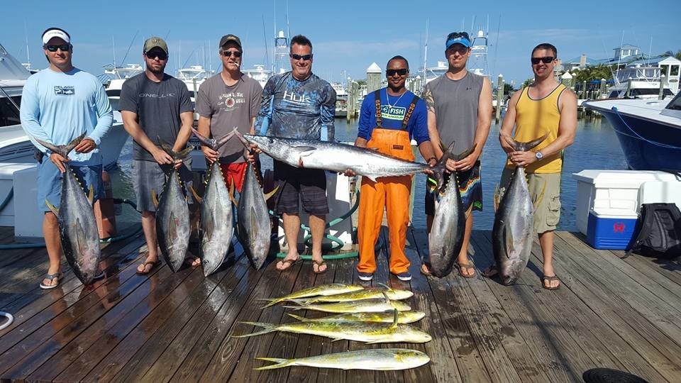 Wahoo ocean city md fishing for Fishing in ocean city md