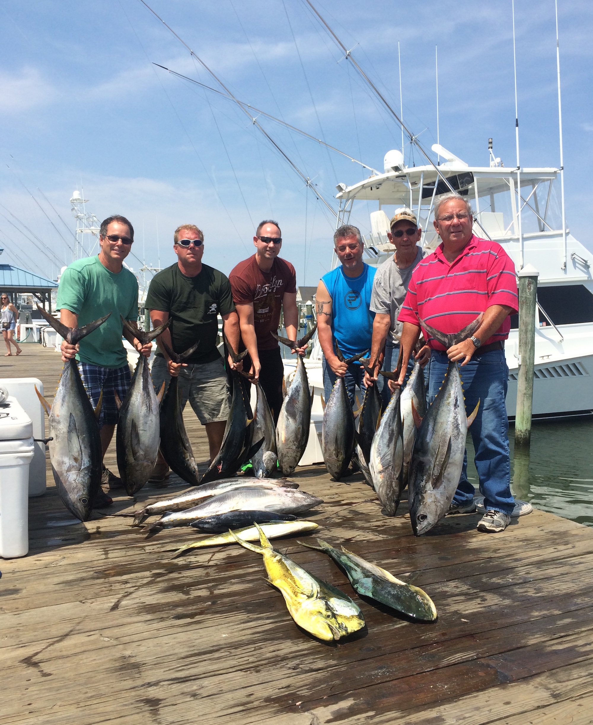 Back by 11 am ocean city md fishing for Md fishing license