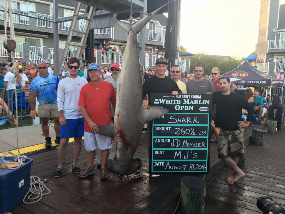 White Marlin Open Day 3