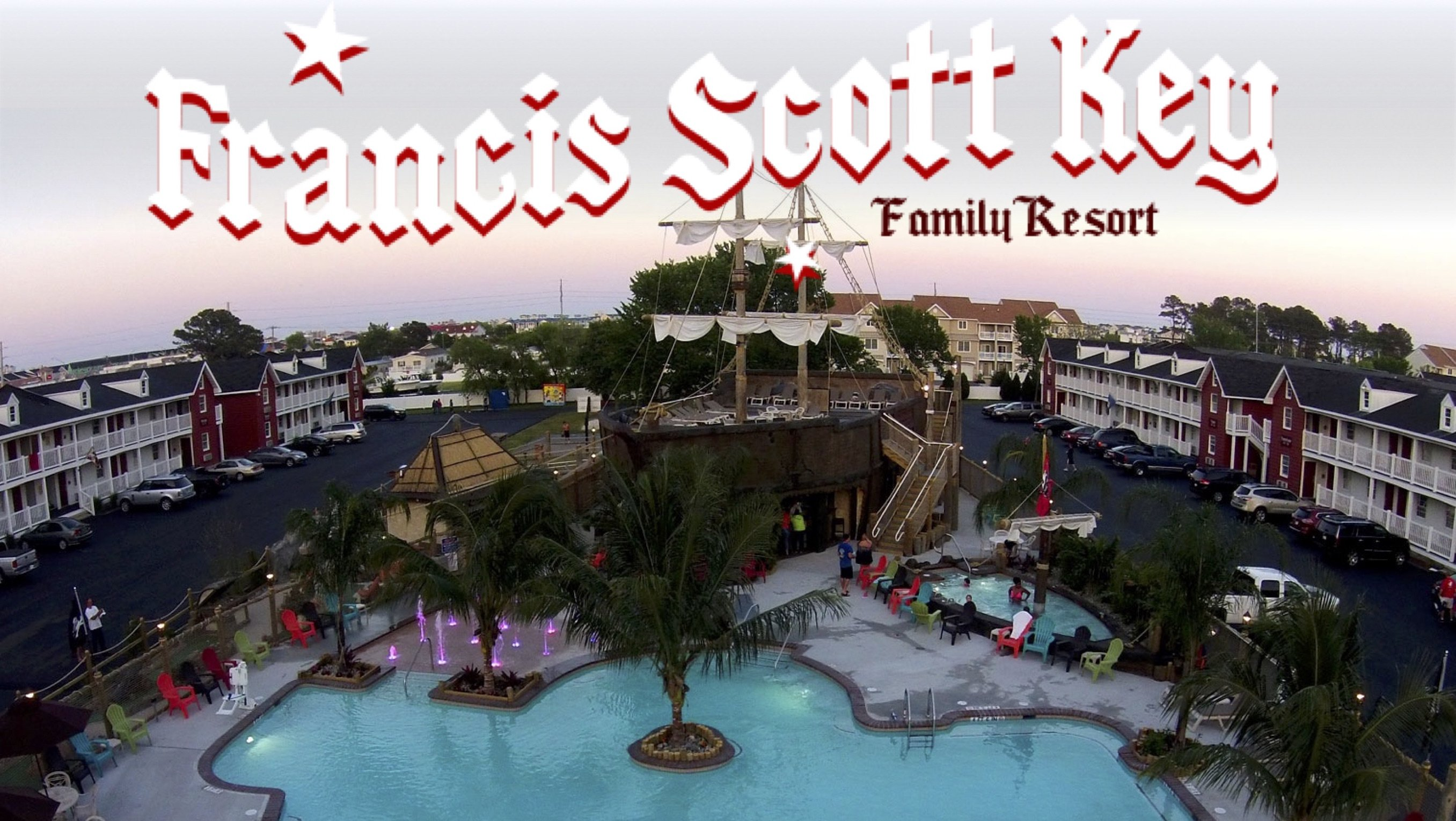 Francis Scott Key Family Resort  Fishing Trips Ocean City