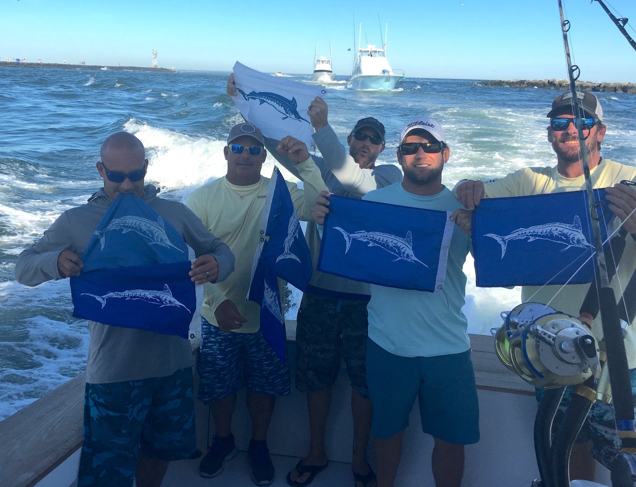 Qualifying Blue Marlin Highlights Day 3 of The MidAtlantic