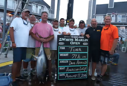 White Marlin Open Day 4