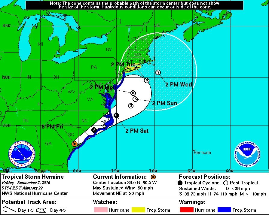 Here comes hermine ocean city md fishing for Md fishing license