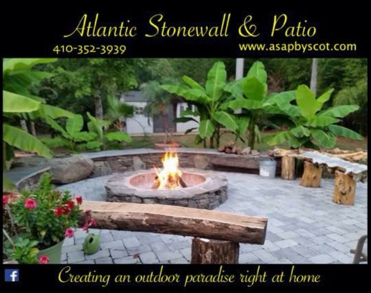 Atlantic Stonewall & Patio