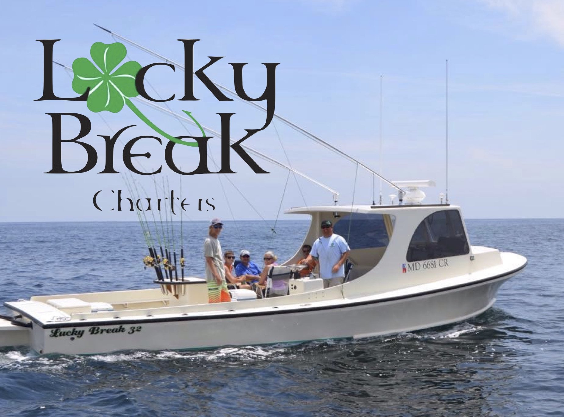 Lucky Break Charters