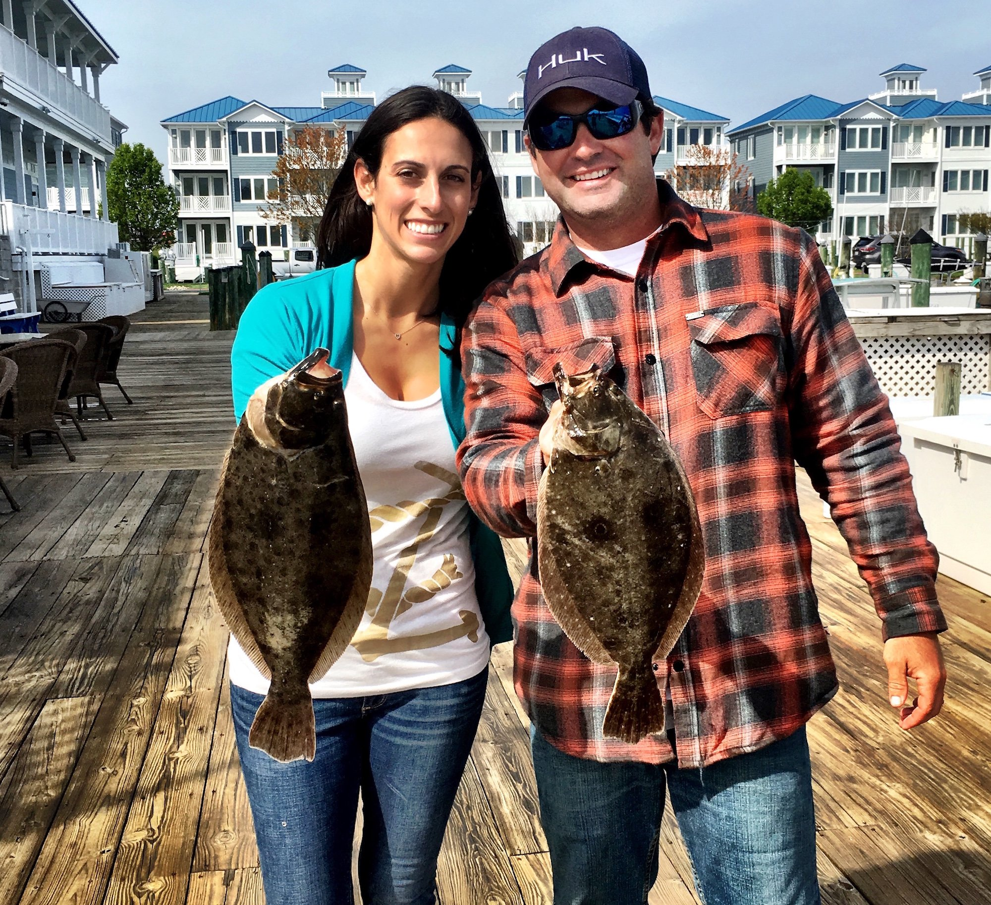 Flounder Fishing is Picking Up….and Have I Mentioned the Bluefish?