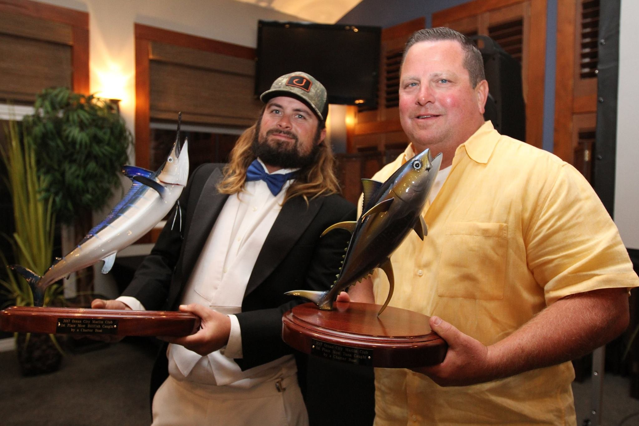 2017 Ocean City Marlin Club Seasonal Awards