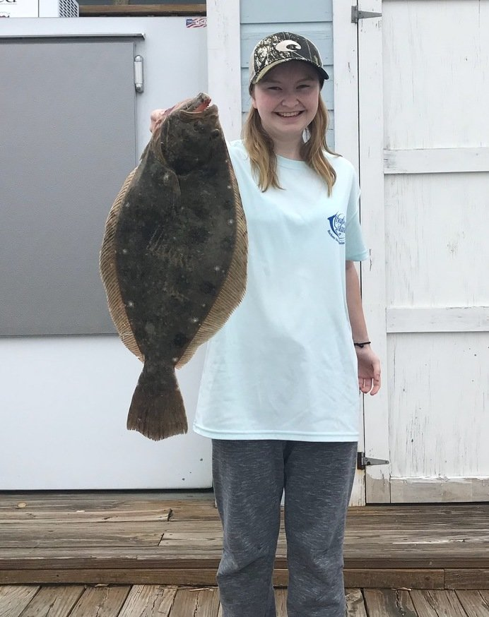 Pretty Good Flounder Fishing