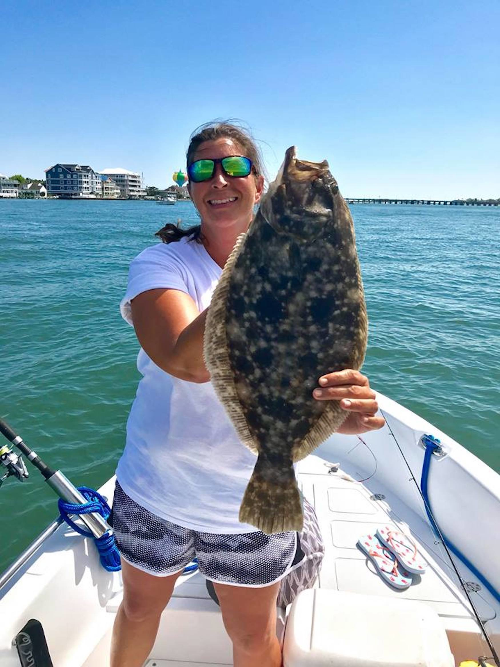 Flounder Are Snapping Bro!