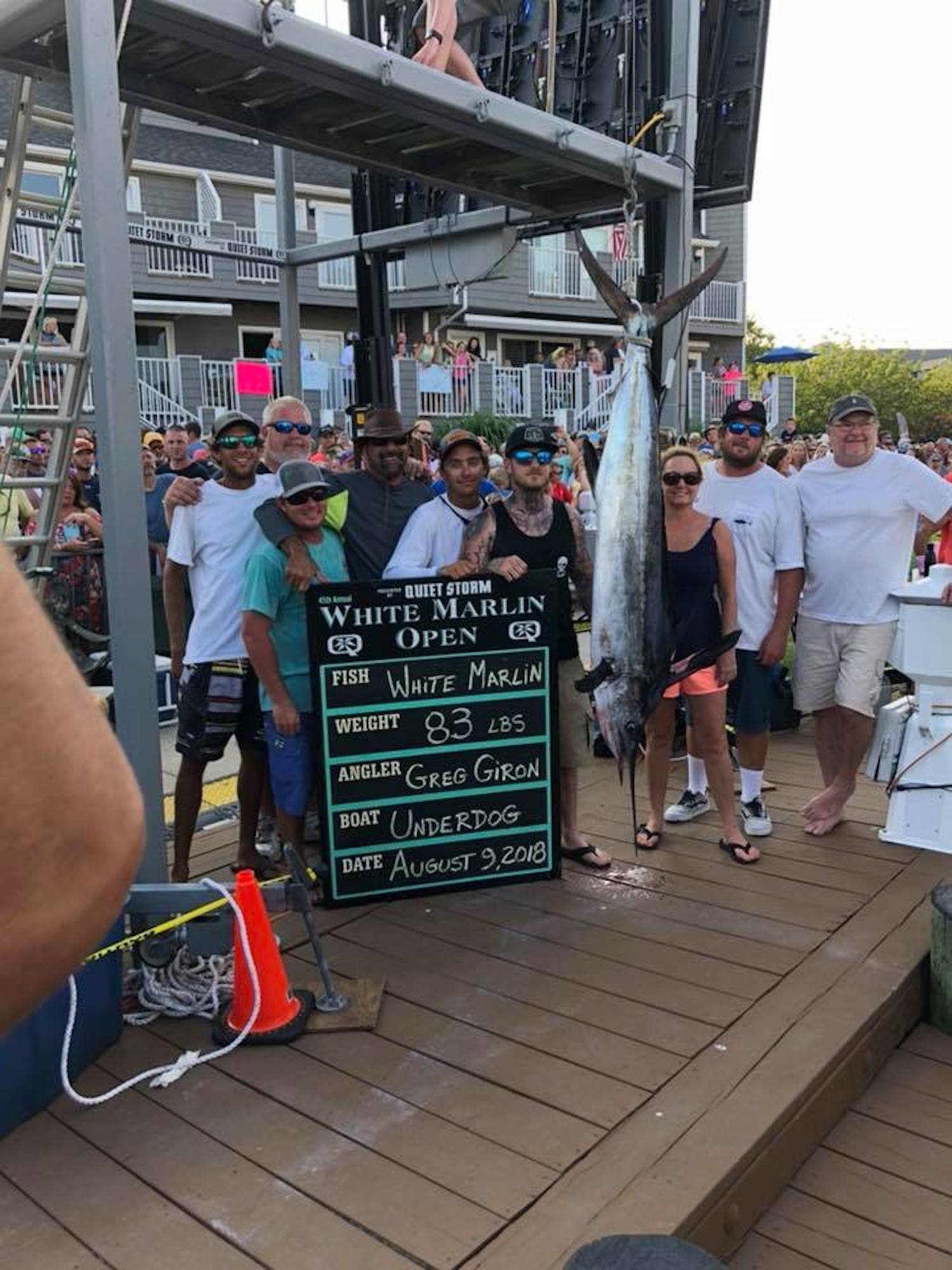 $3.5 Million Changes Hands on Day 4 of White Marlin Open