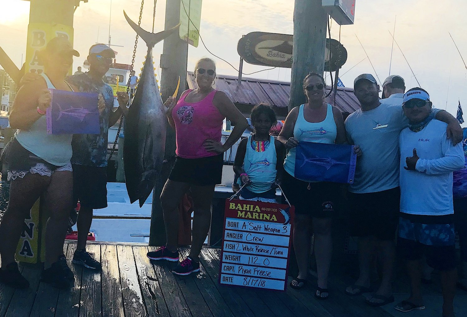 BIG Yellowfin Highlights Day 2 at Poor Girl's Open | Ocean