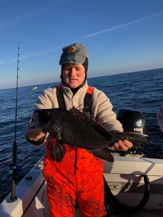 Sea Bass Limits with Just 4 Days to Go
