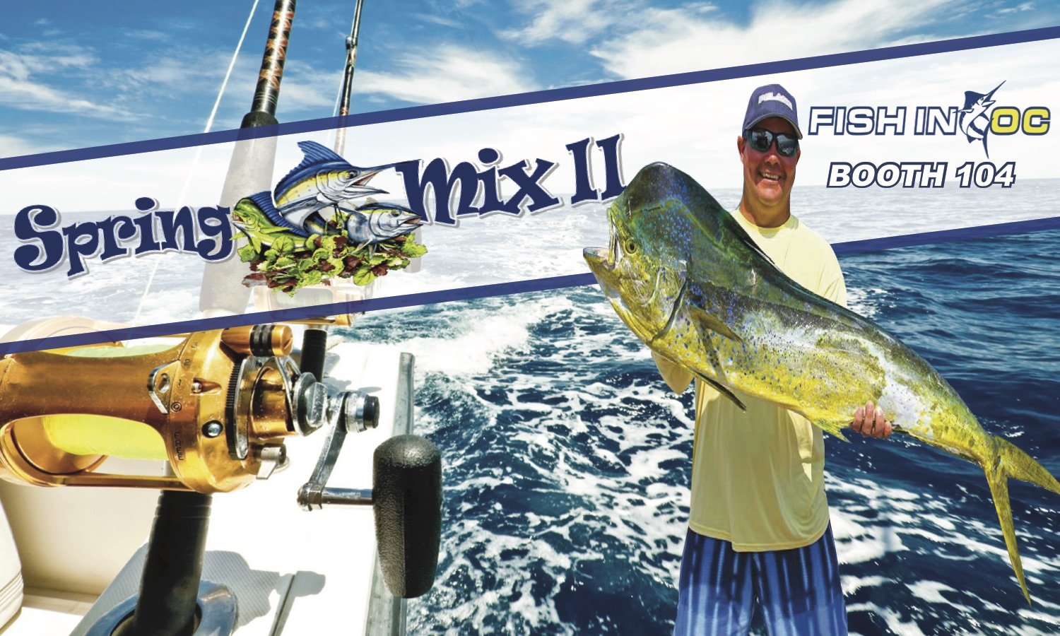 Offshore Fishing Trip Giveaway!!