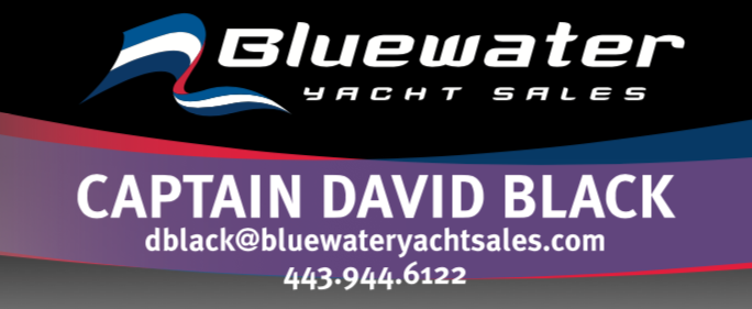 Captain Dave Black – Bluewater Yacht Sales