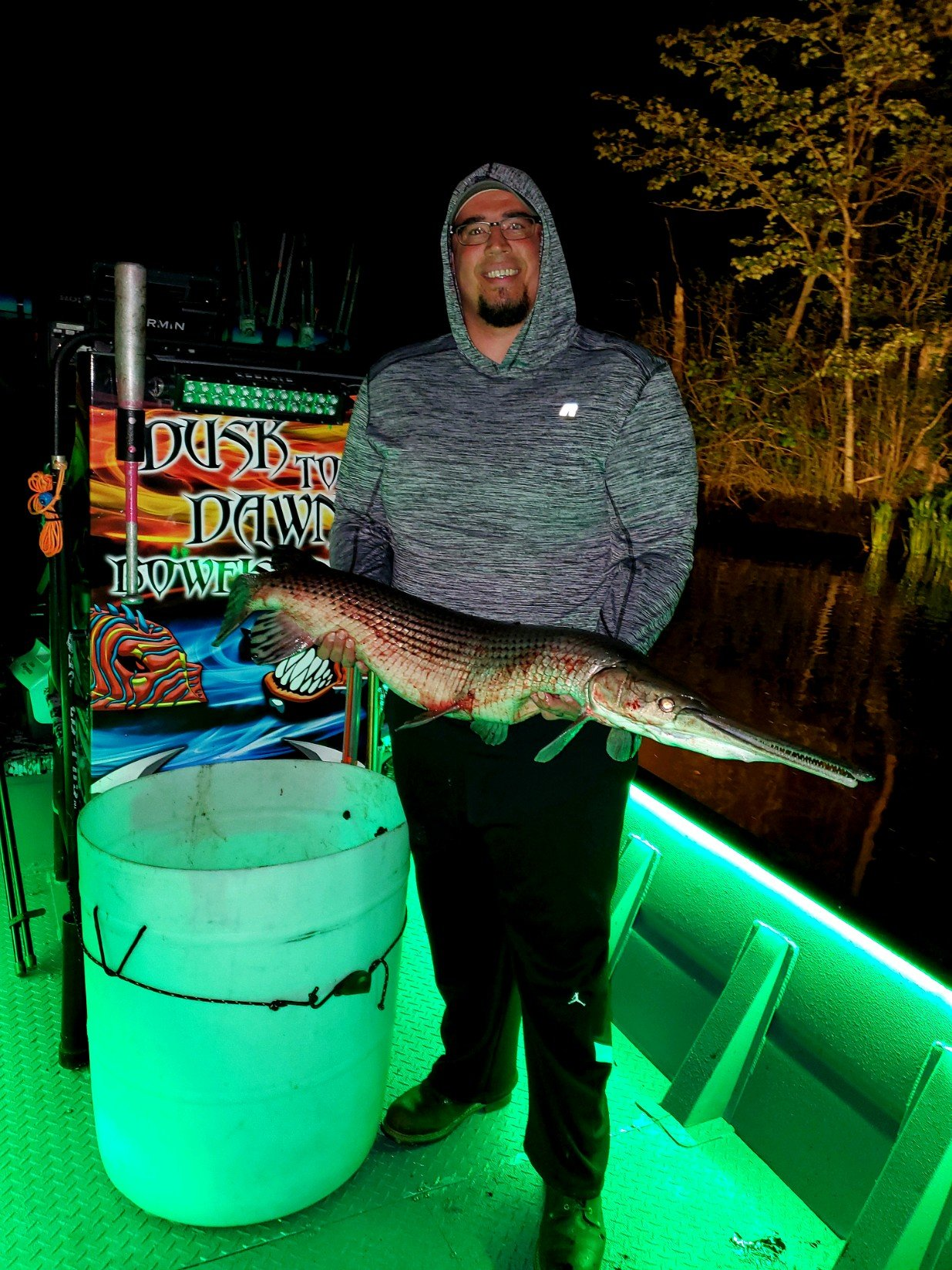 New MD Bowfishing Record