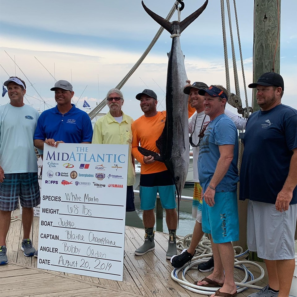 New Leader in the Clubhouse After Day 2 of the 2019 MidAtlantic
