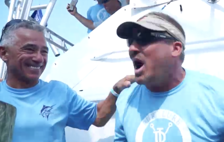 Tommy Hinkle Wins $1.5 Million and Becomes First Two Time Champion of the White Marlin Open
