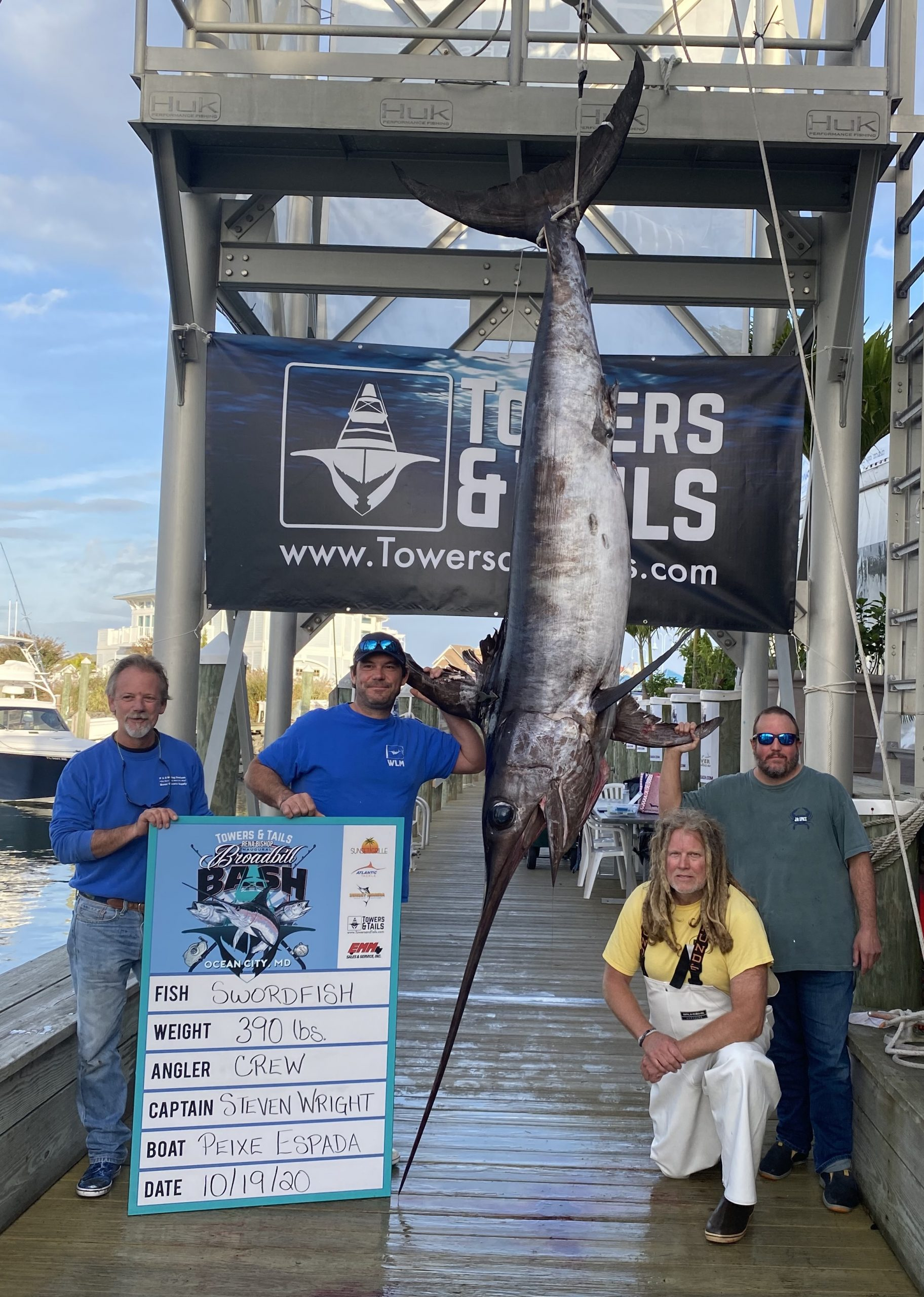 2020 Bishop Broadbill Bash Results